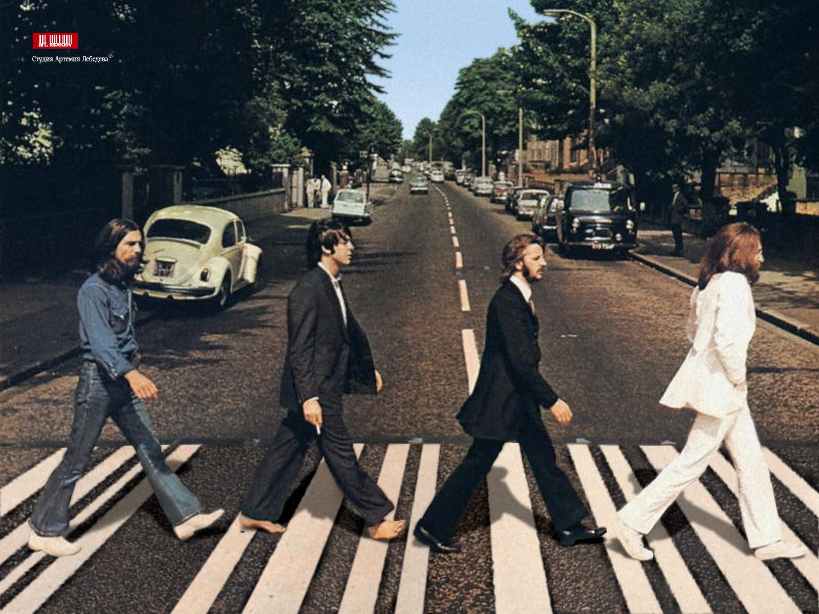 Esquina em frente ao estúdio ficou imortalizada por último álbum dos Beatles