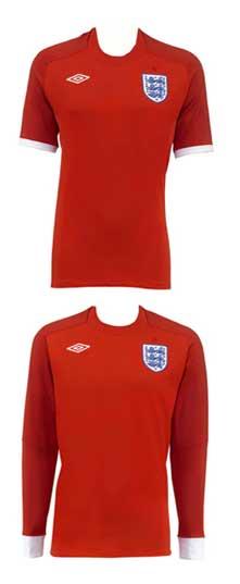 Kasabian lança nova camisa da Inglaterra be310a03d0e90